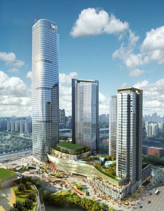 World Trade Center Nanjing Fandt